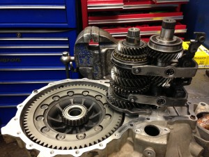 VW Transporter Gearbox, Image is copyright helicalgearboxes.com