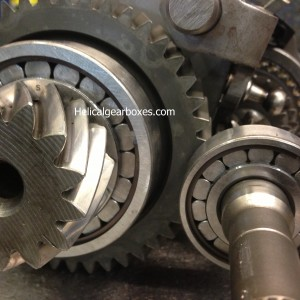 Fiat punto gearset upgraded