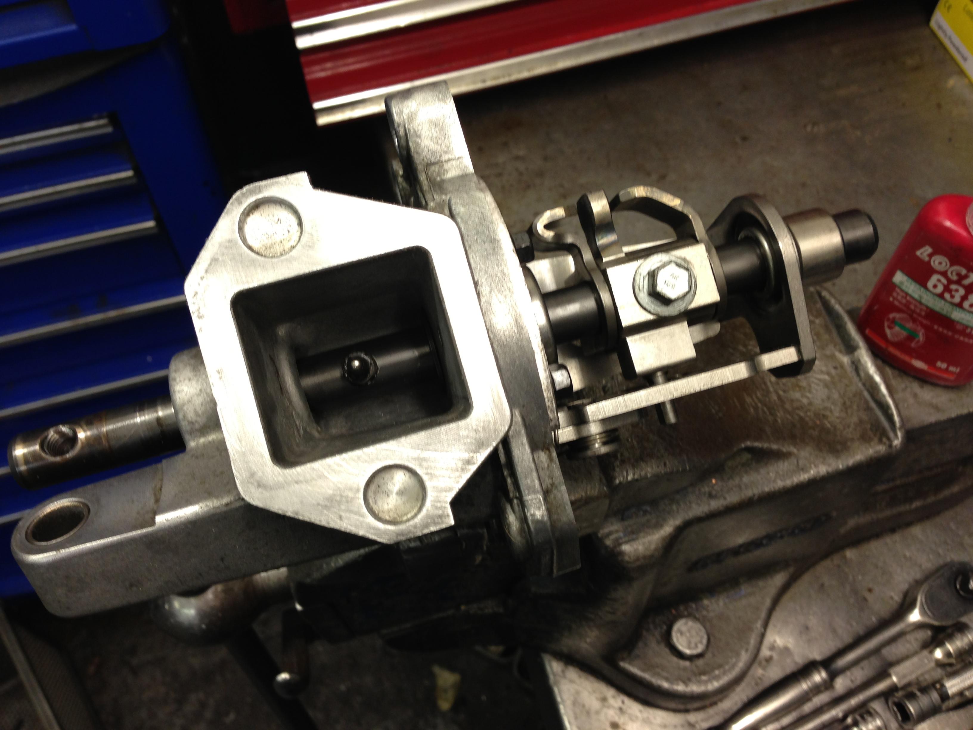Ford Transit Rebuilt Turret