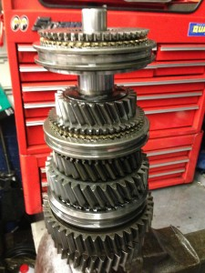 IVECO 7.5T GEARBOX MAINSHAFT