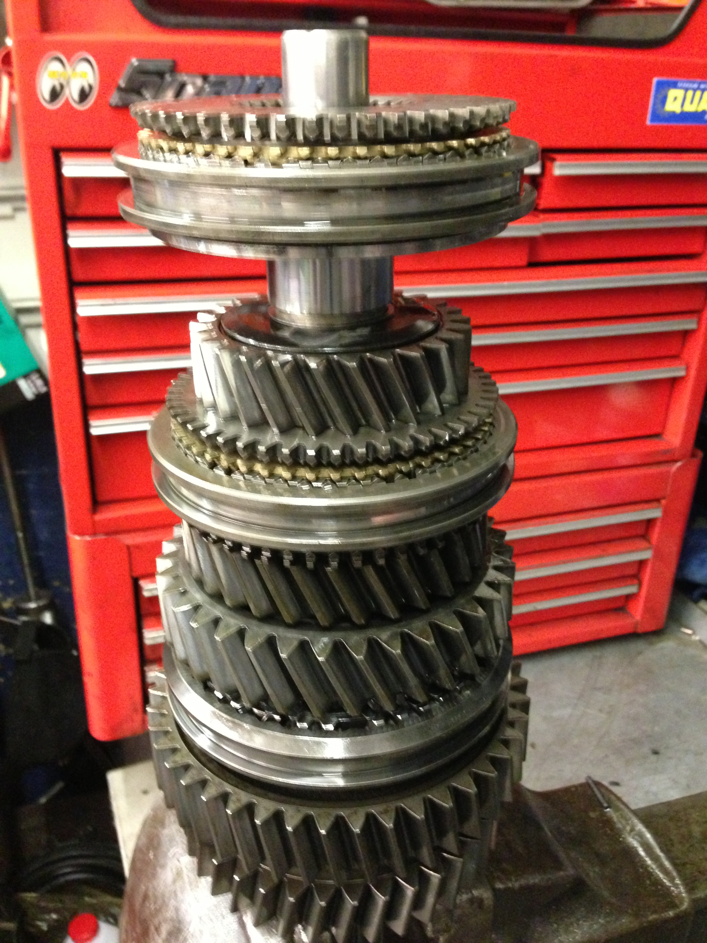 Iveco Commercial Gearbox Repair
