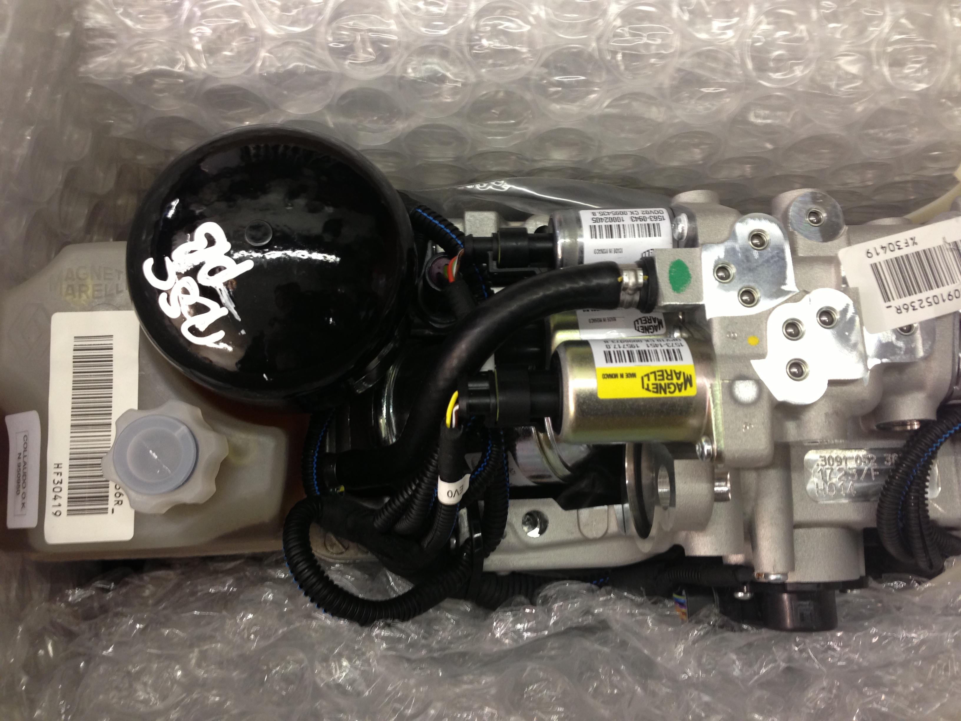 Vivaro 6 speed tiptronic -