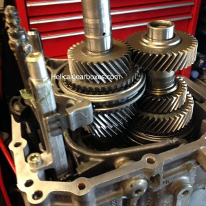 BMW SERIES 1 RWD 6 SPEED GEARBOX