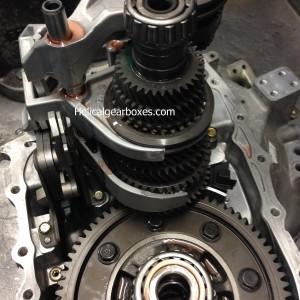 Nissan Almera Gearbox