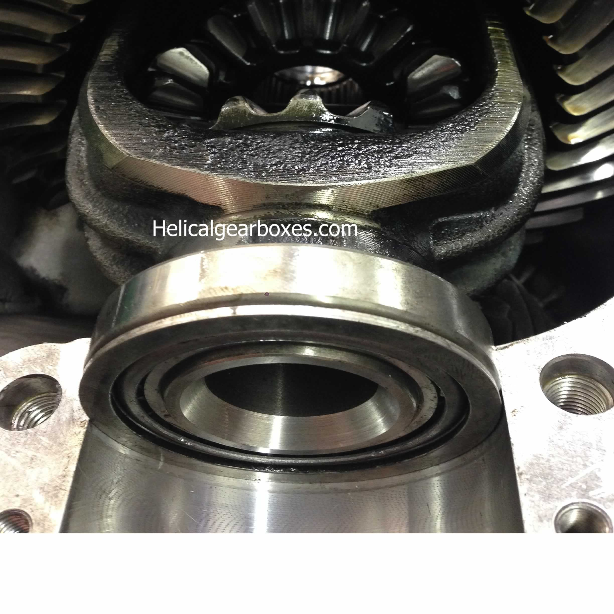 Porsche Cayenne Front Differential