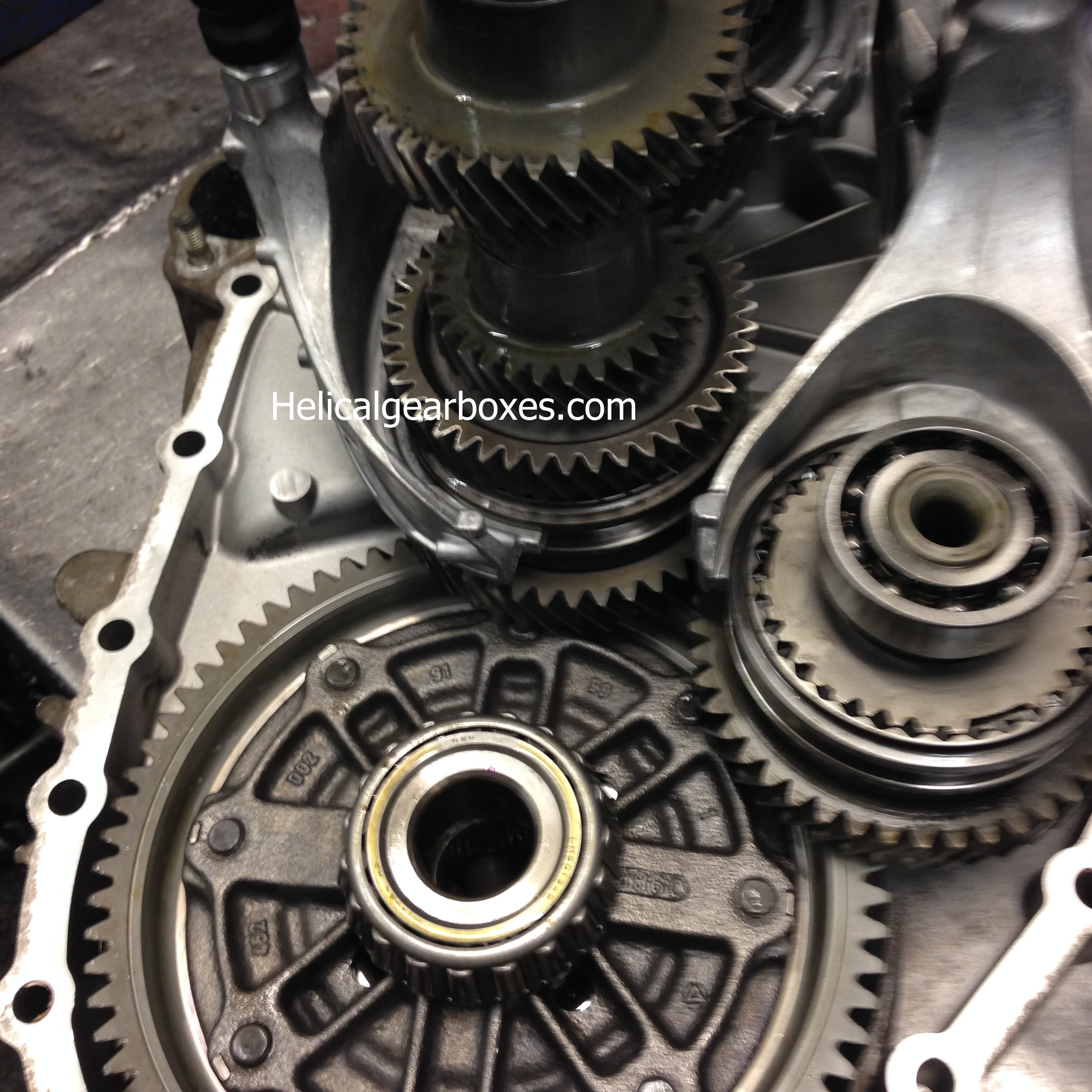 6 SPEED BMW MINI GEARBOX PROBLEMS